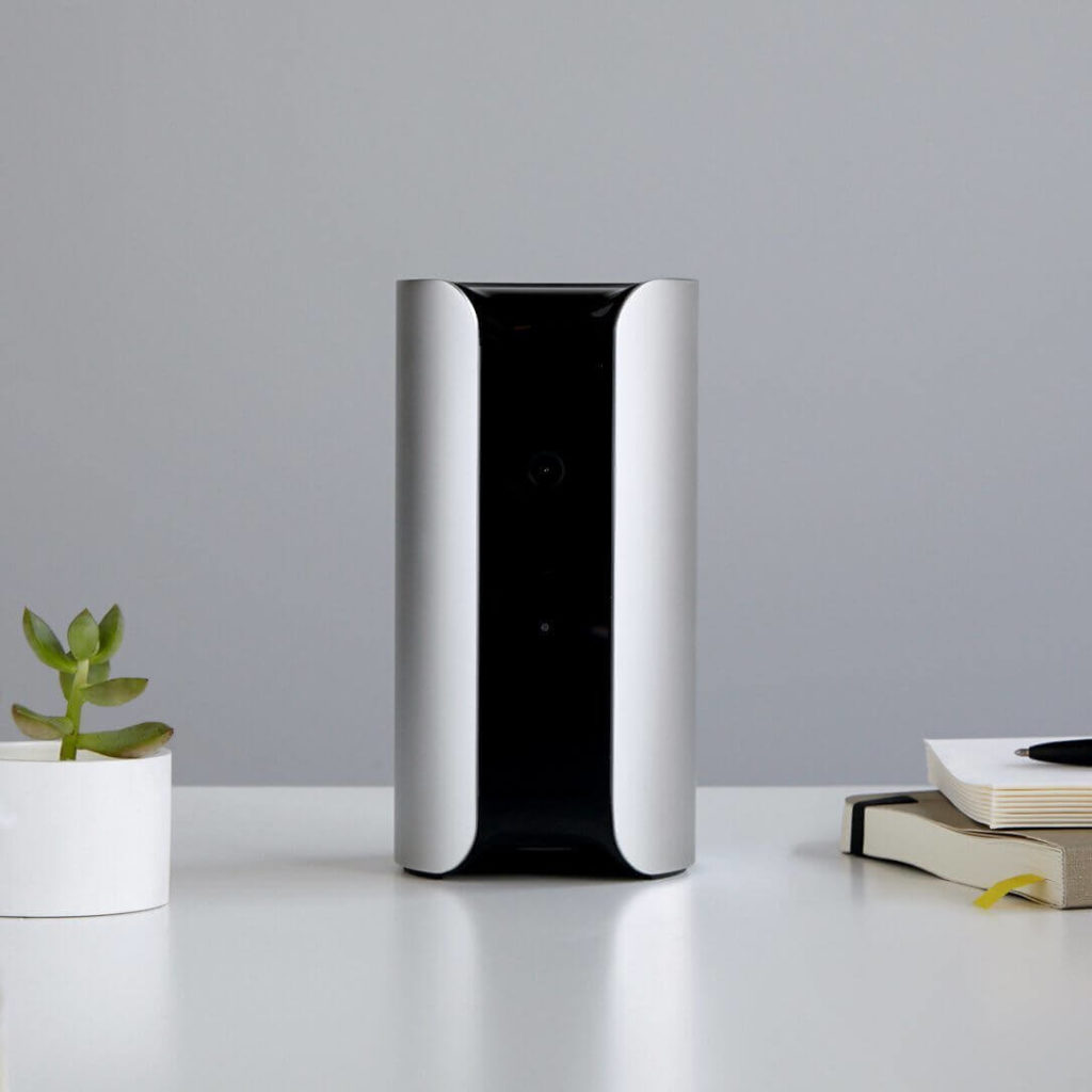 Canary All-in-One Home Security Device - smart home devices