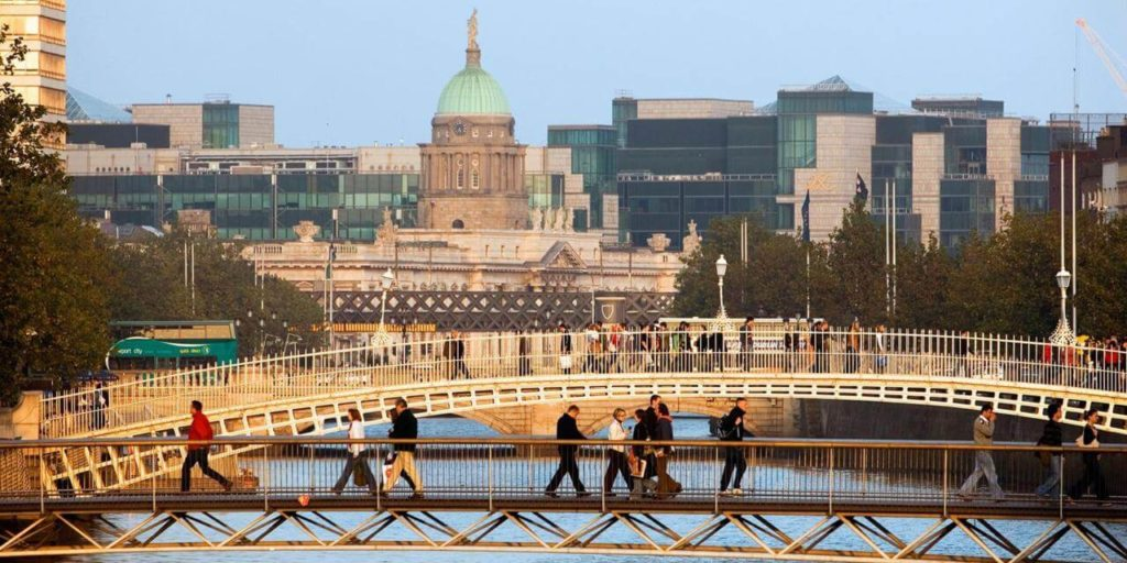 Dublin - Places To Visit In Europe