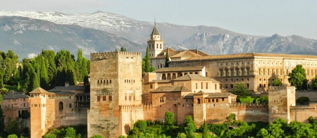 Granada Spain - Places To Visit In Europe