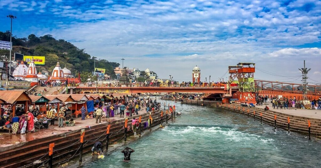 Haridwar - tourist places in india