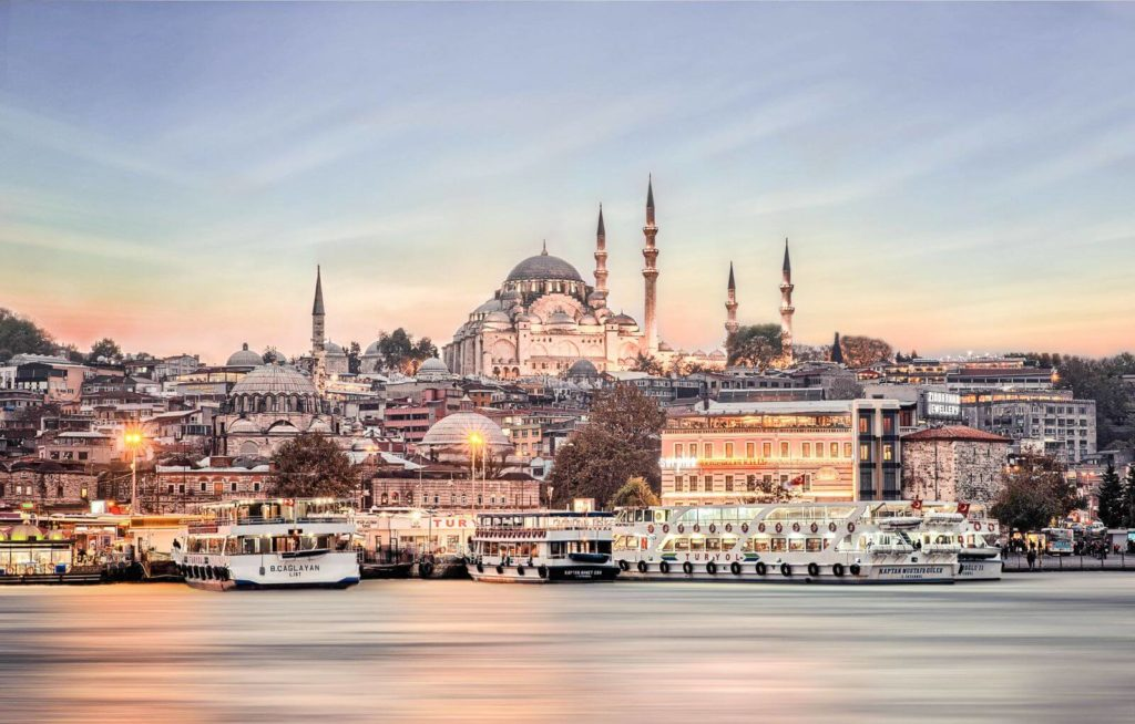 Istanbul - Places To Visit In Europe