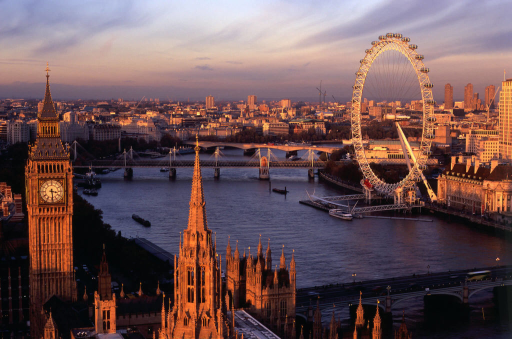 London - Places To Visit In Europe