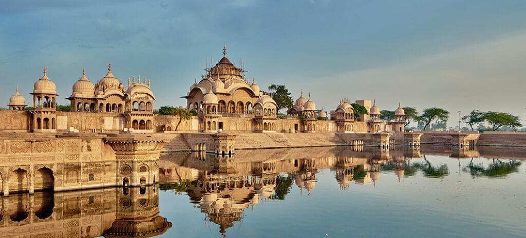Mathura - tourist places in india
