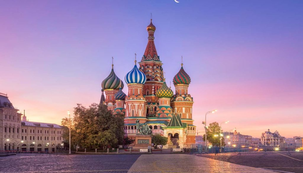 Moscow - Places To Visit In Europe