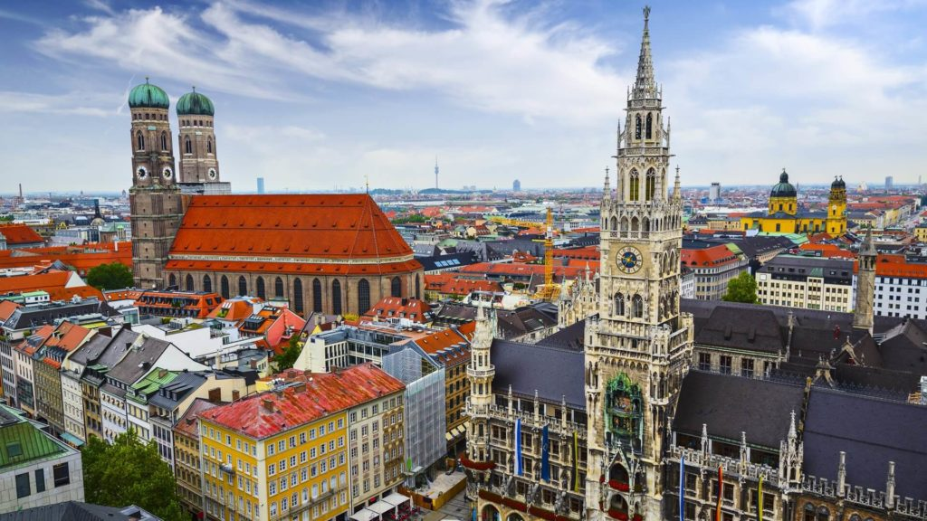 Munich - Places To Visit In Europe