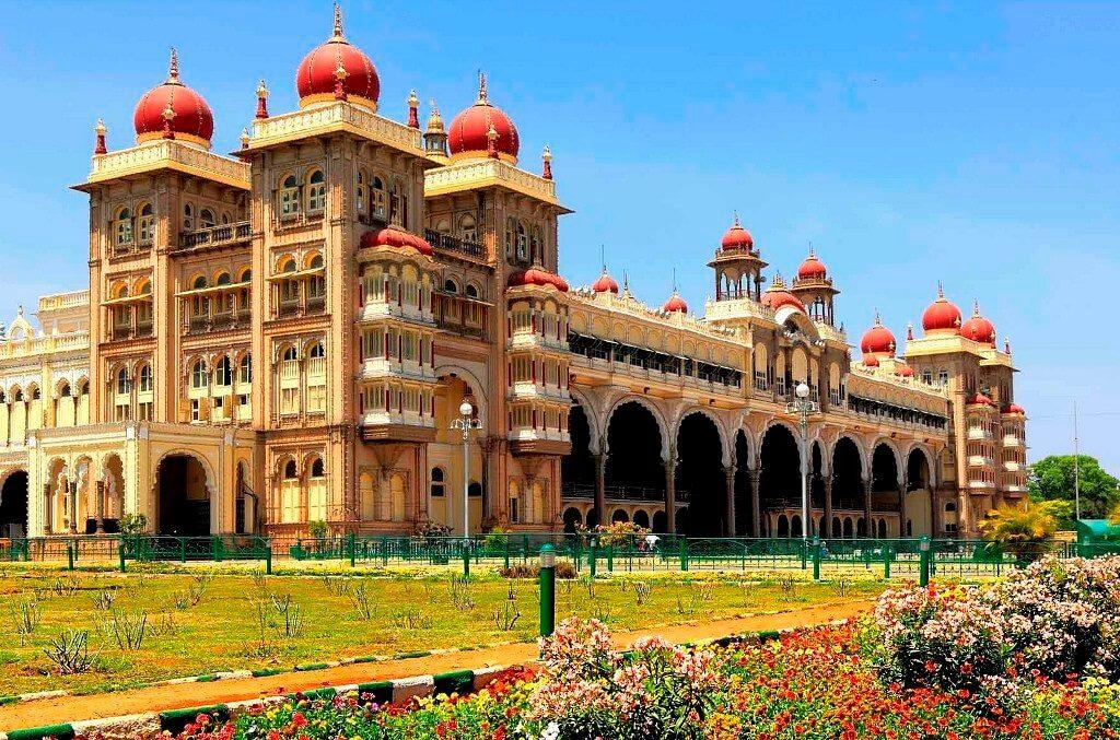 Mysore - tourist places in india