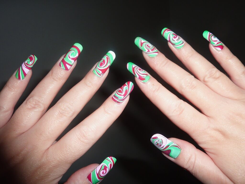 20 pretty nail extensions design in 2018 to standout from