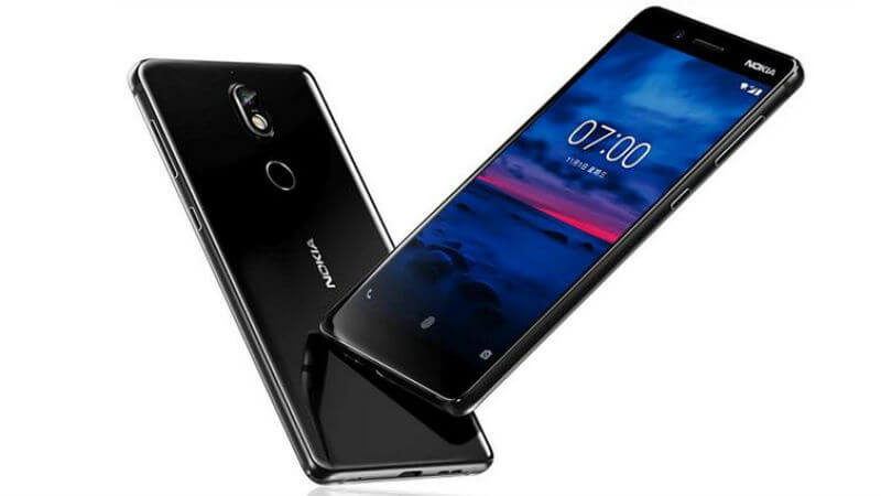 Nokia 7 Plus-dual lens camera