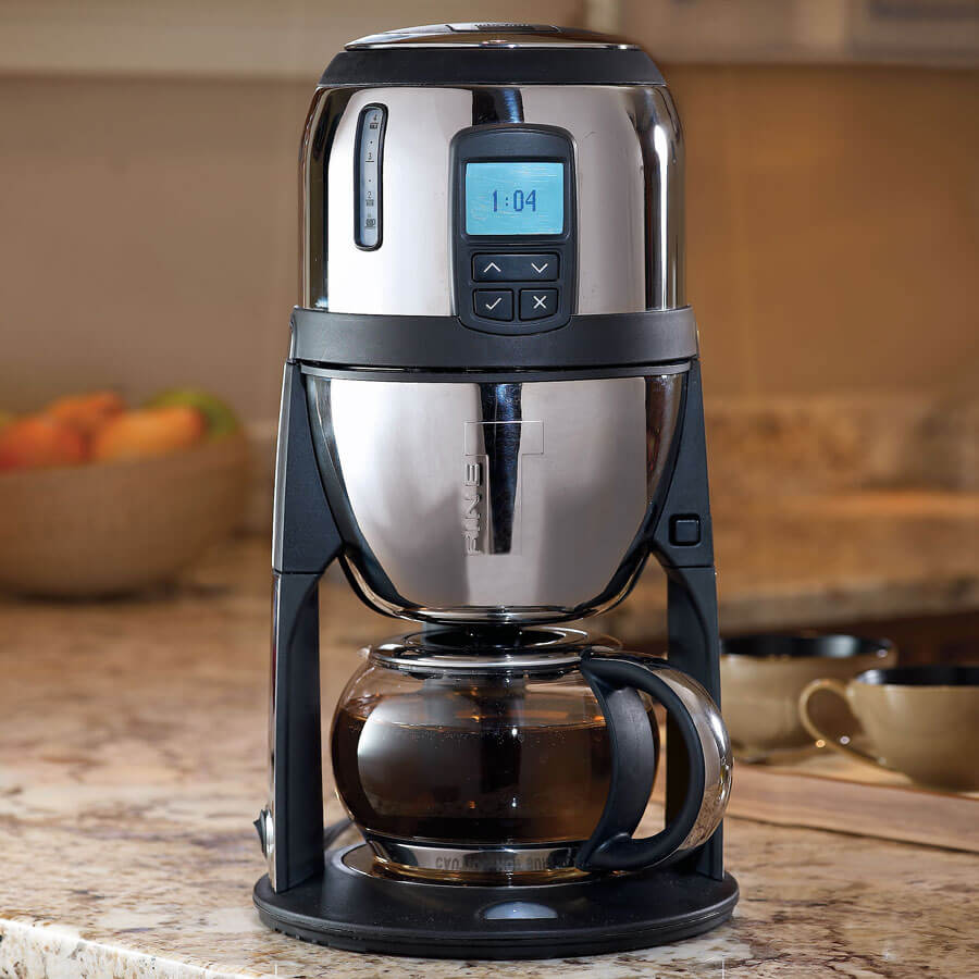 One-Touch Tea Maker - smart home devices