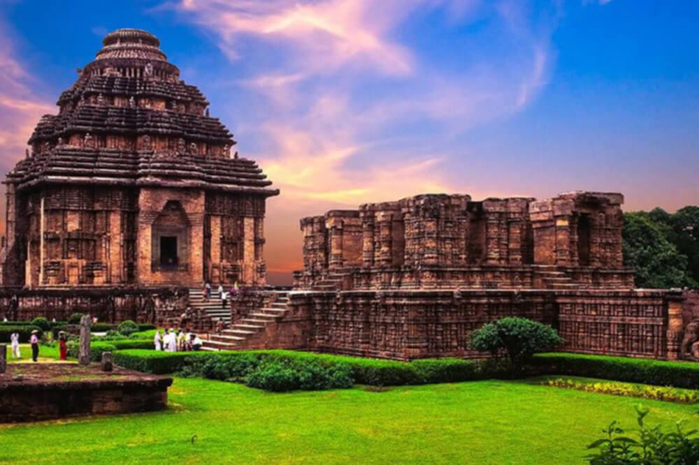 Orissa - tourist places in india