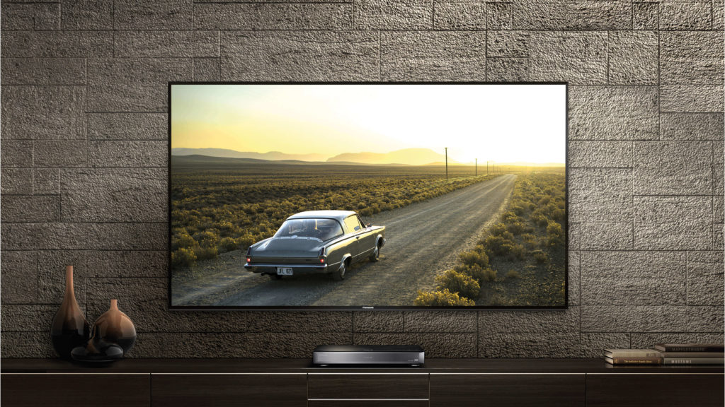 Panasonic TX-40DX700B-Smart TVs