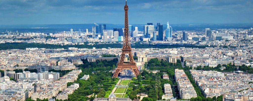 Paris - Places To Visit In Europe