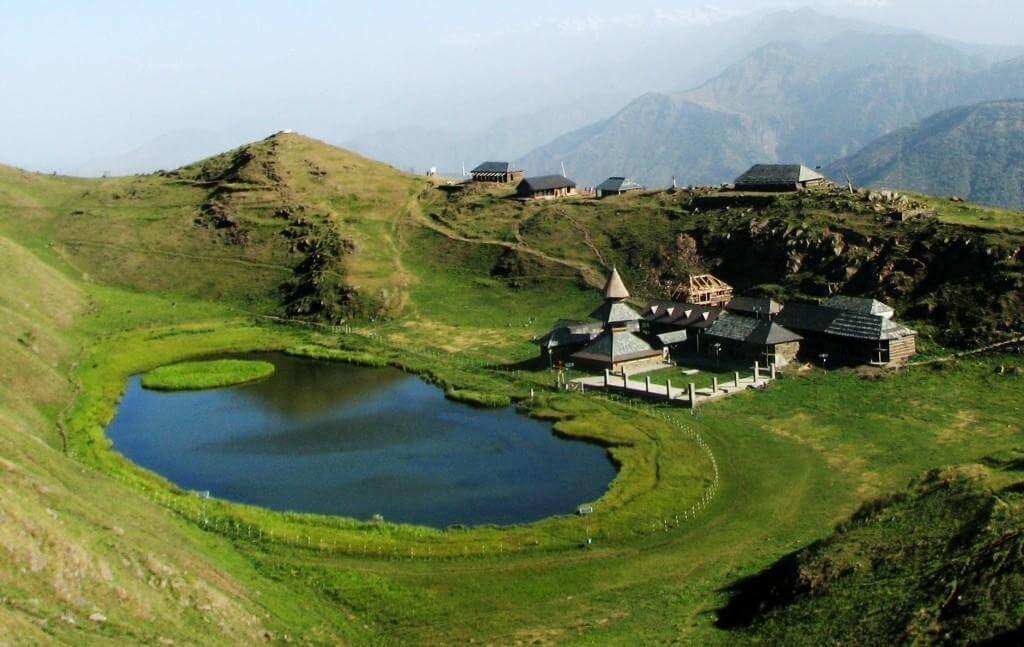 Prashar Lake - tourist places in india
