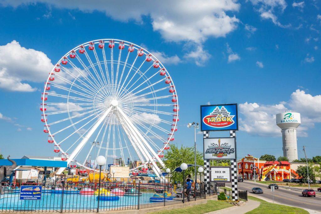 Ride a Ferris Wheel-travel bucket list