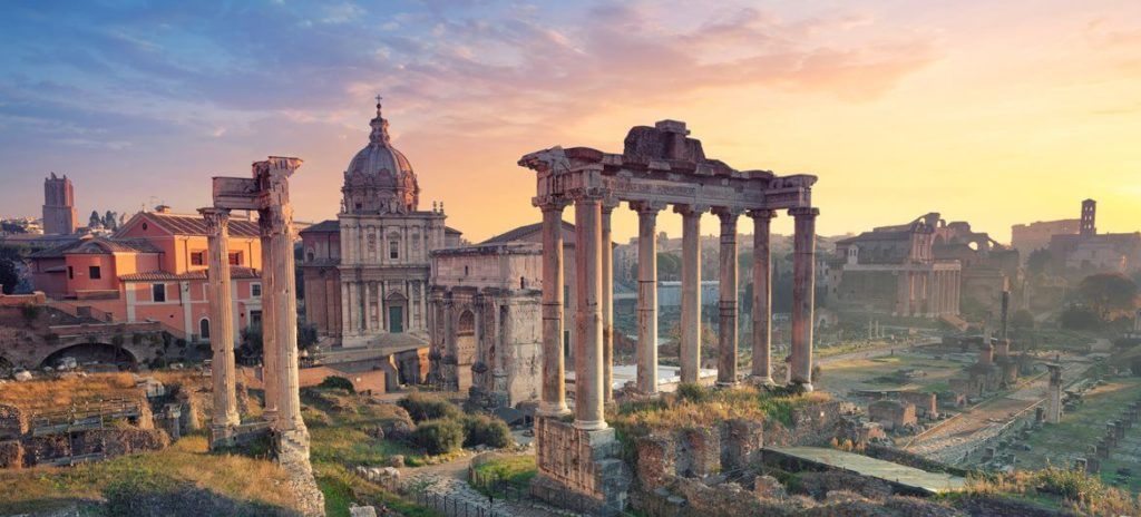 Rome - Places To Visit In Europe