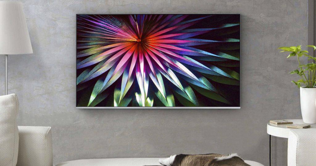 Samsung 55-inch MU6300-Smart TVs