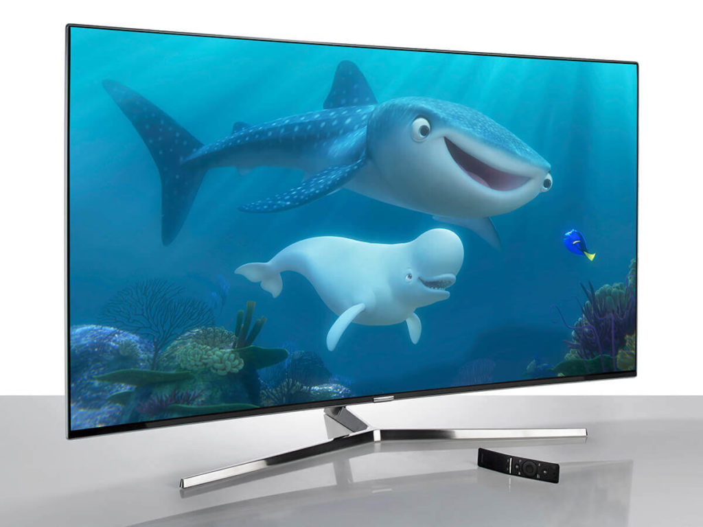 Samsung UA65KS9000-Smart TVs