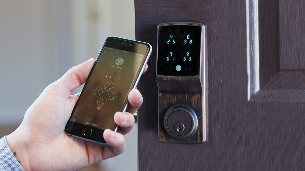 Smart Lock - smart home devices