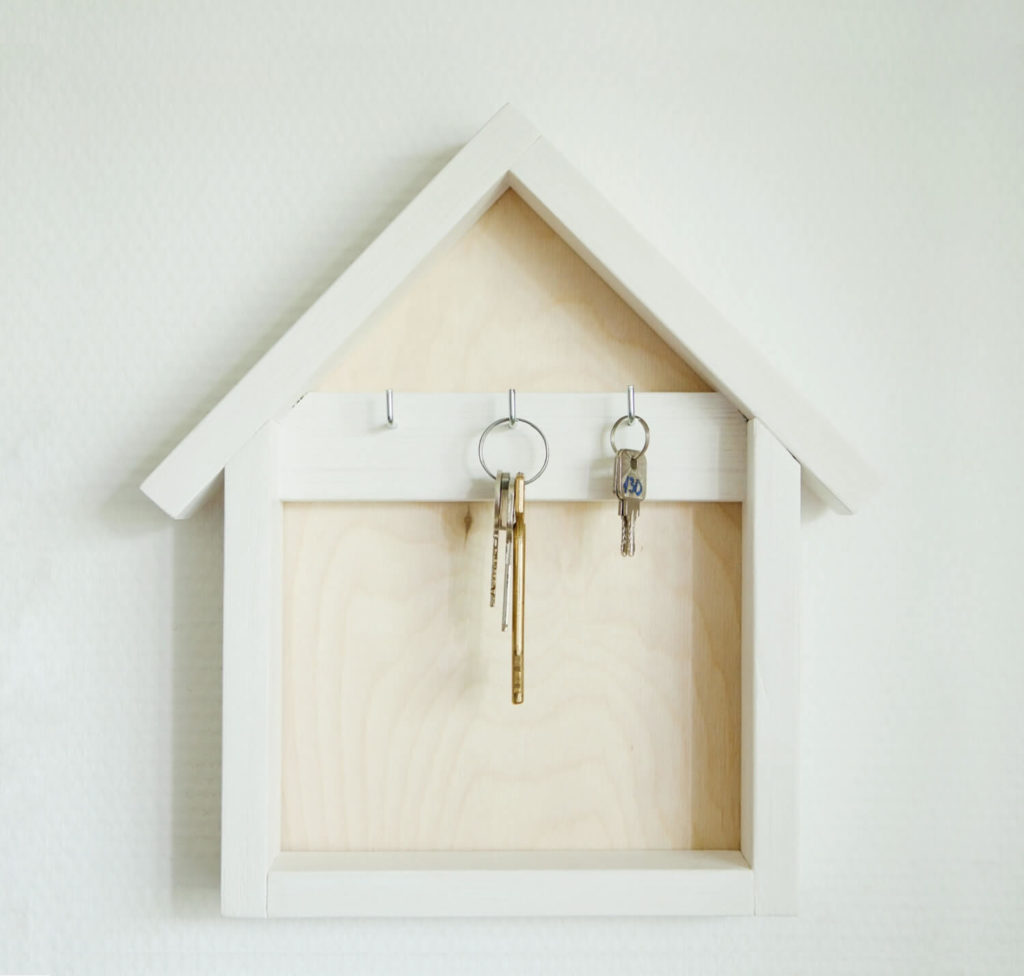 Sweethome diy Key Holder