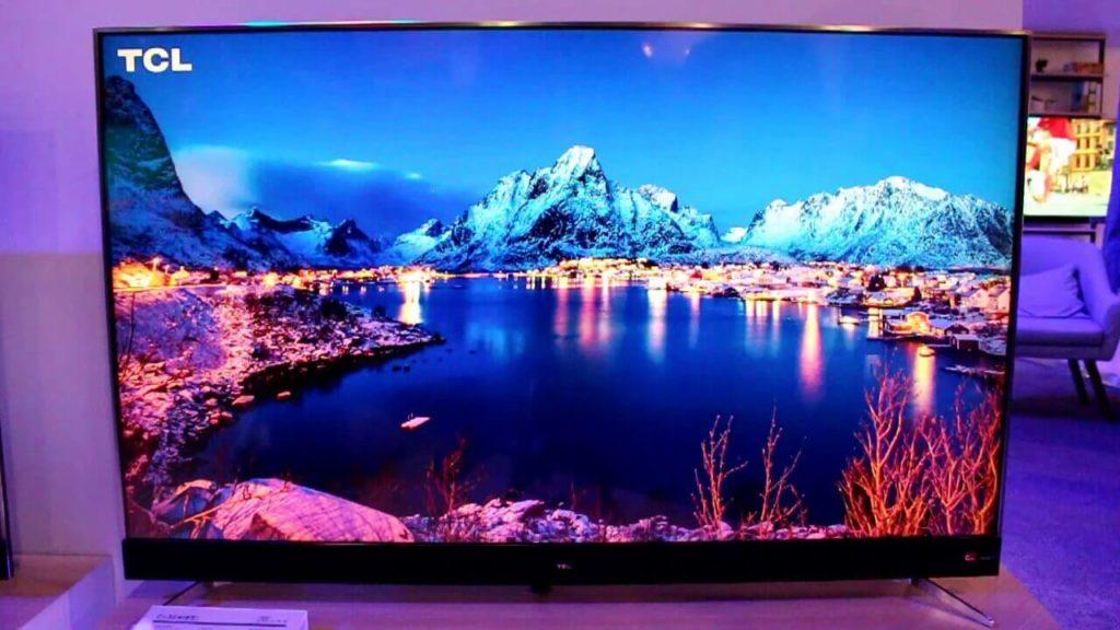 TCL Roku TV 55P607-Smart TVs