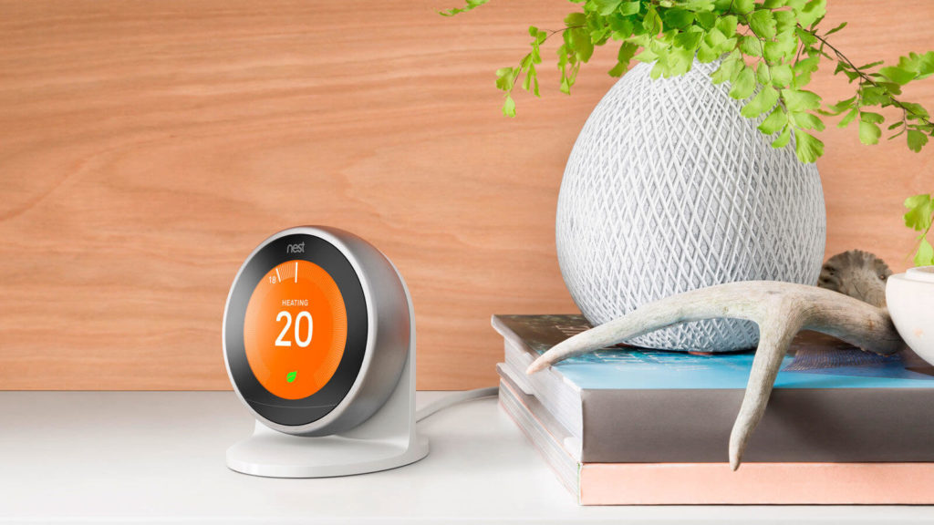 Thermostat, 3rd Generation - smart home devices