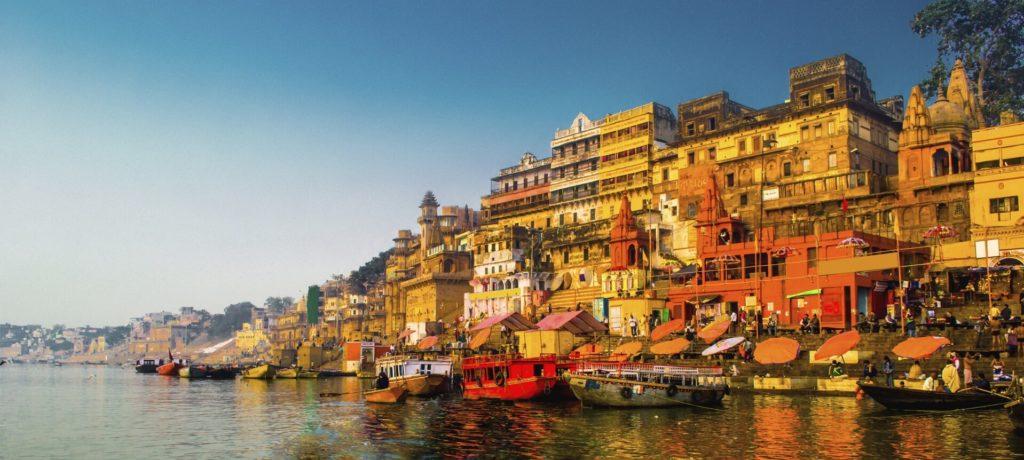 Varanasi - tourist places in india