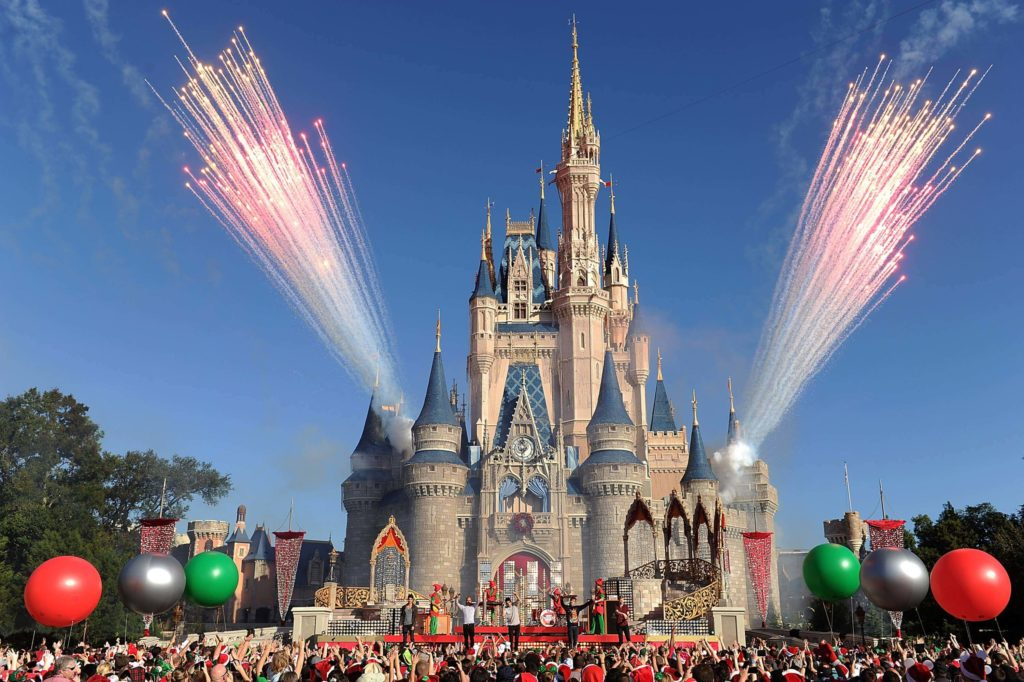 Visit an amusement park-travel bucket list