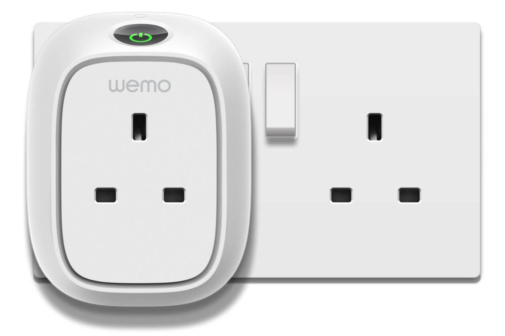 Wemo Switch Smart Plug - smart home devices