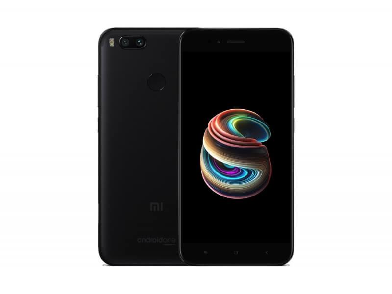 Xiaomi Mi A1-dual lens camera