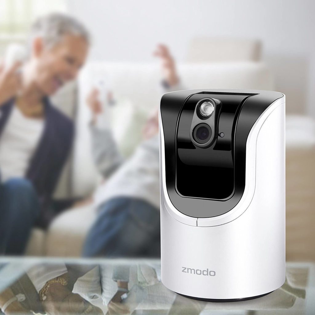 Zmodo Smart Wireless Security Cameras - smart home devices