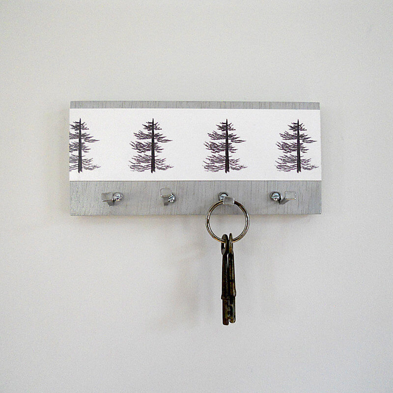japanese inspired key hanger