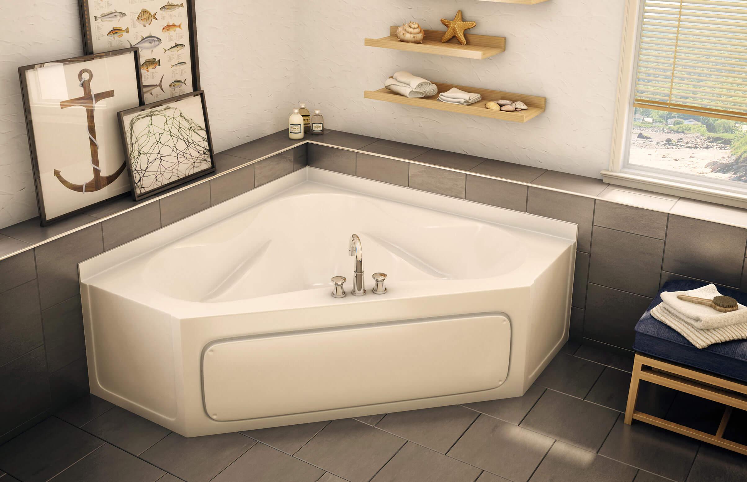 small bathroom tub ideas-18 – Live Enhanced