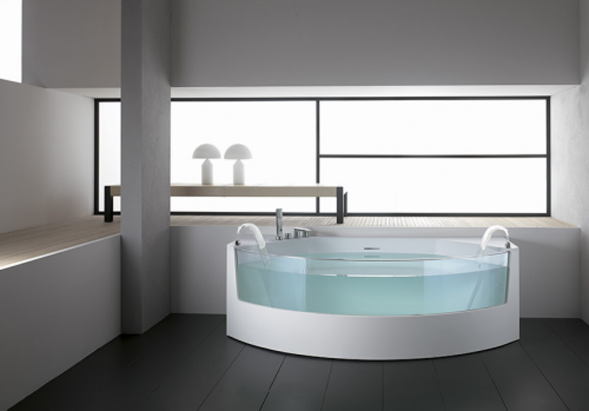 31+ Small Bathroom Tub Ideas With Modern Designs | Live Enhanced