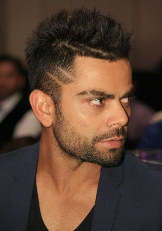 15 Virat Kohli Hairstyles To Get In 2018 11th Is New