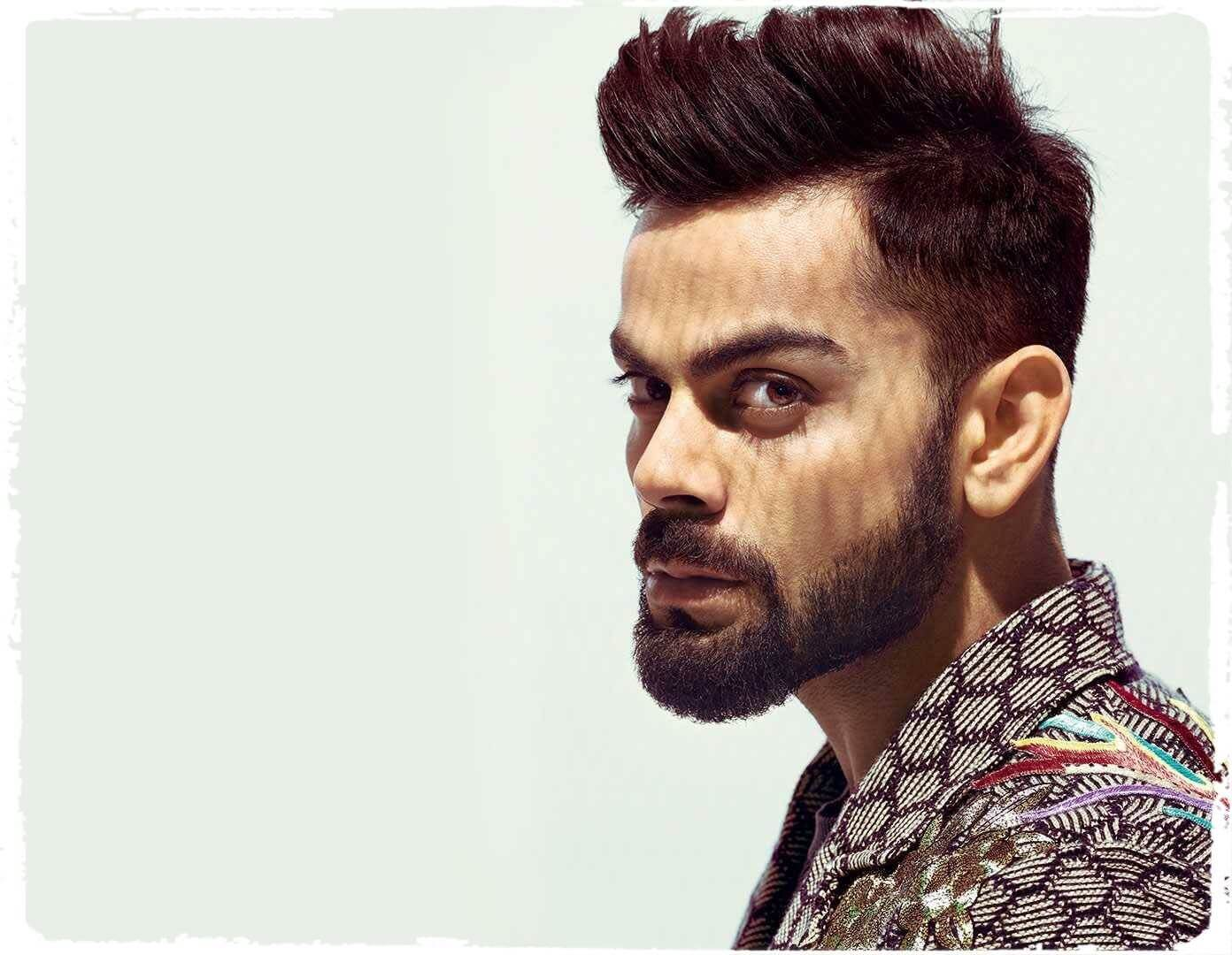 15 Virat Kohli Hairstyles To Get In 2018 11th Is New Live Enhanced