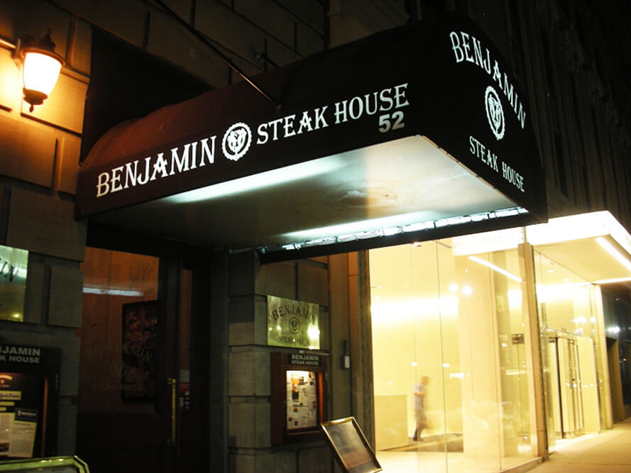 Steakhouses in Nyc