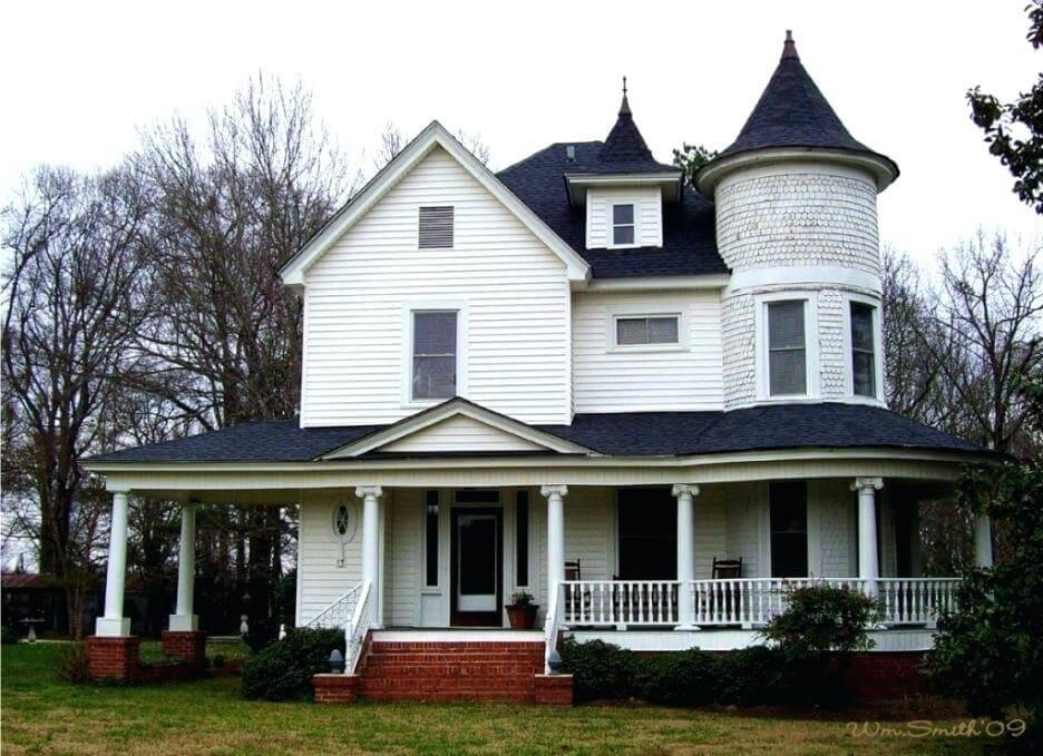 victorian style architecture