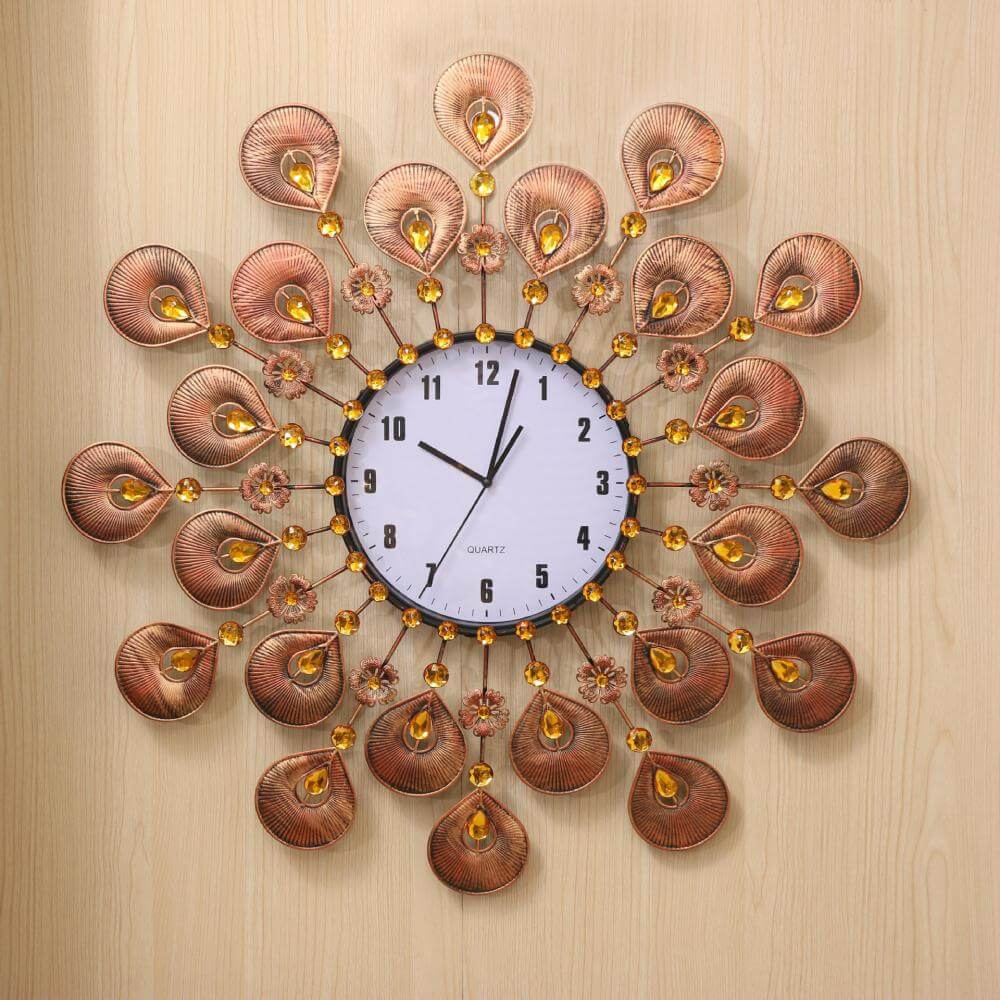 20 DIY Clock Ideas For Your Home Decor [Updated 2018 ...
