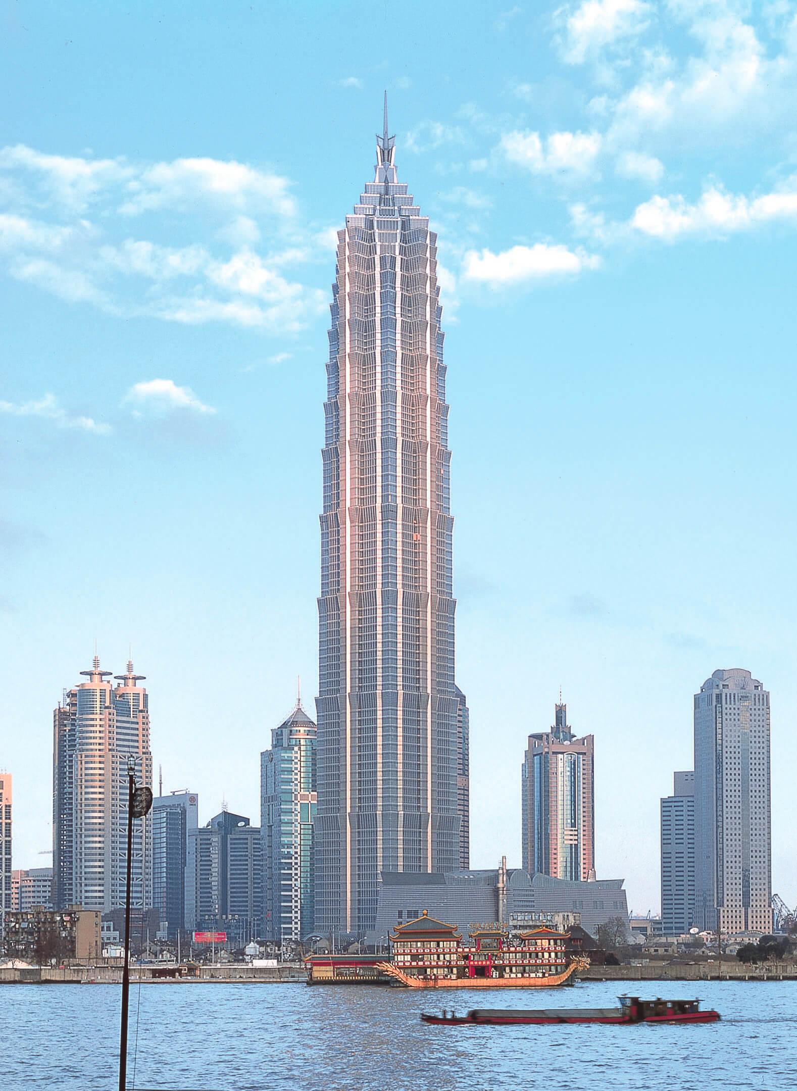 list of tallest  building