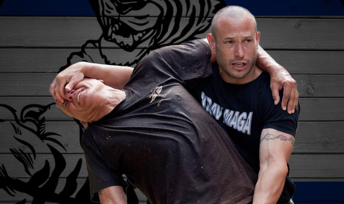Krav Maga Five Martial Arts Self Defense Techniques
