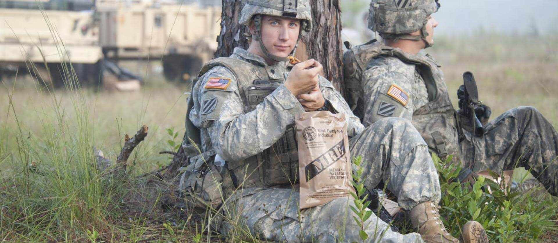 MRE Meals – Long Term Food Choices