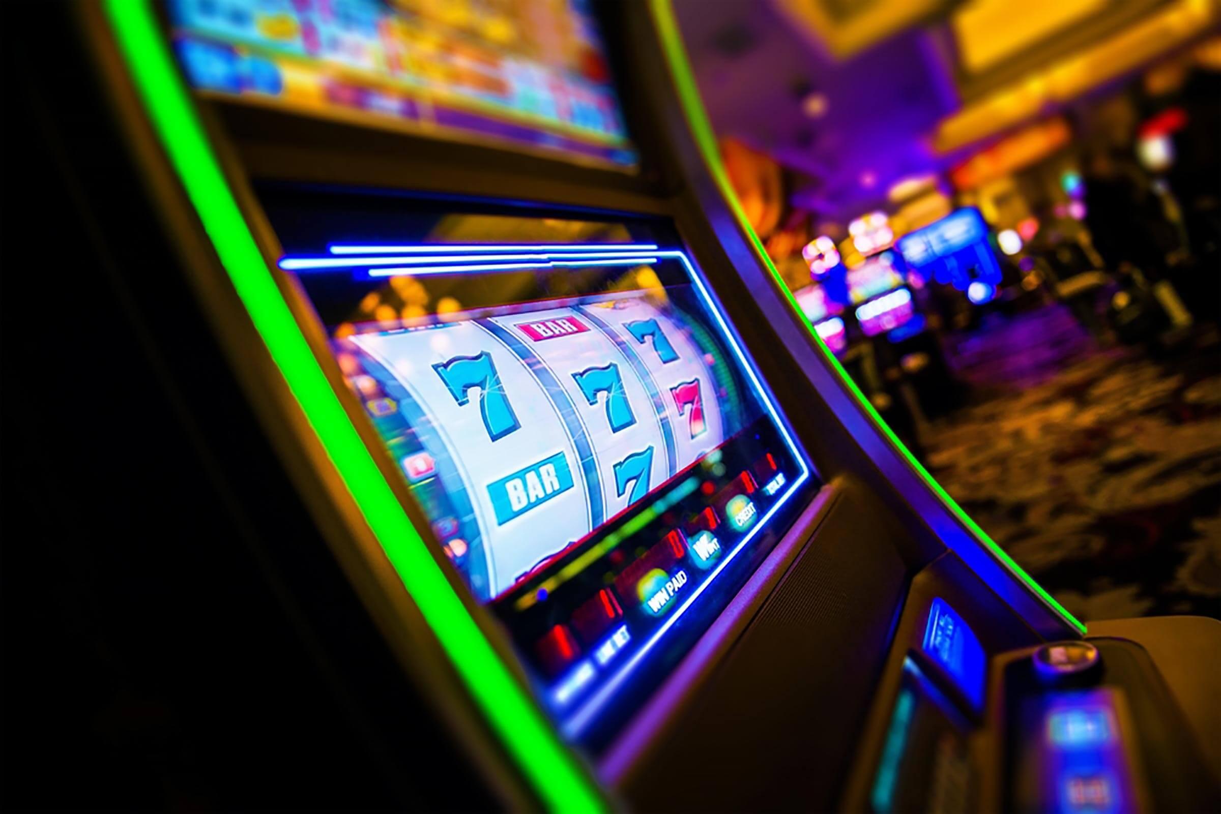 Norwegian Slot Machine