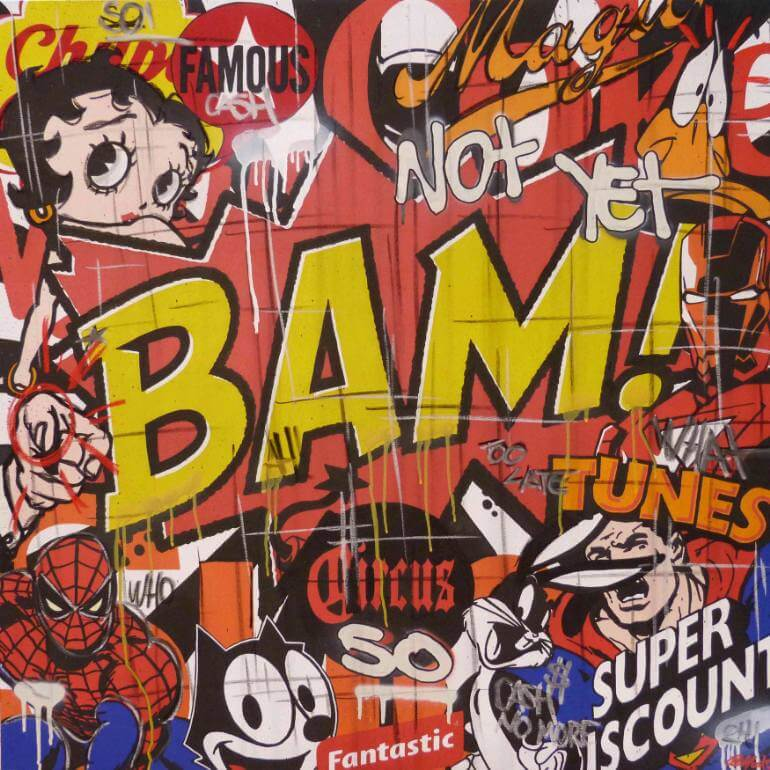 Bam Painting
