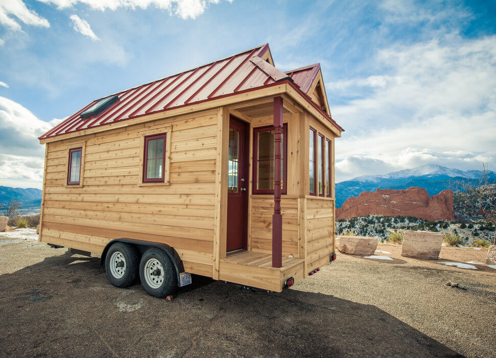 tiny house design