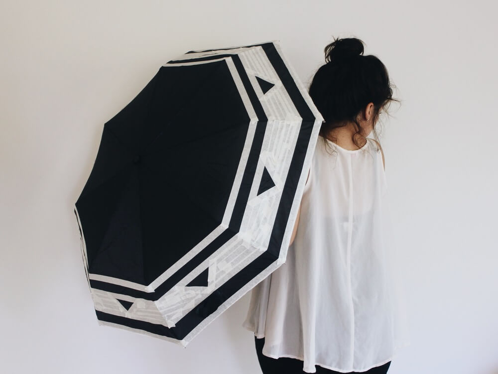 umbrella painting ideas
