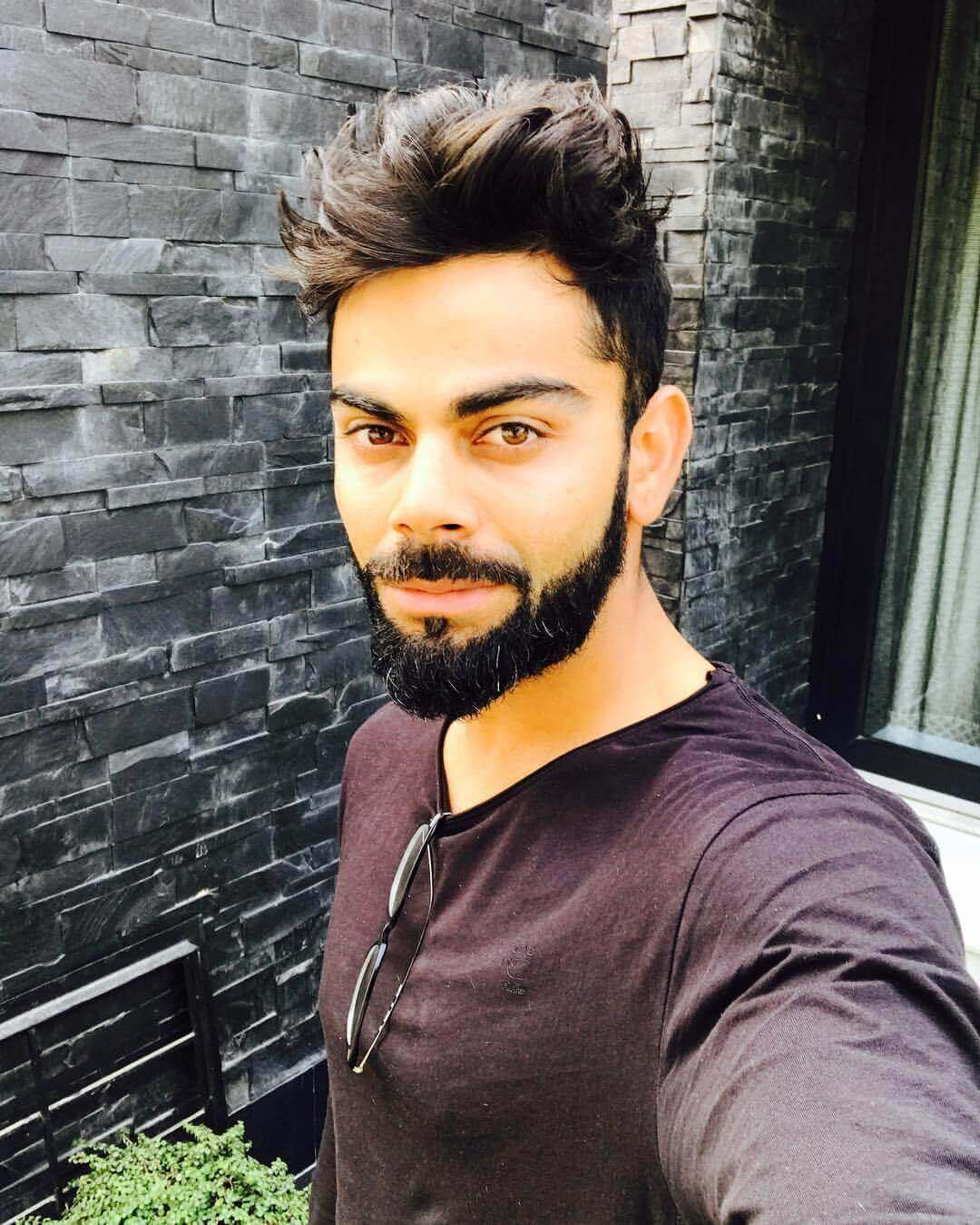 30 Virat Kohli Beard Styles With Photos For Men Live Enhanced