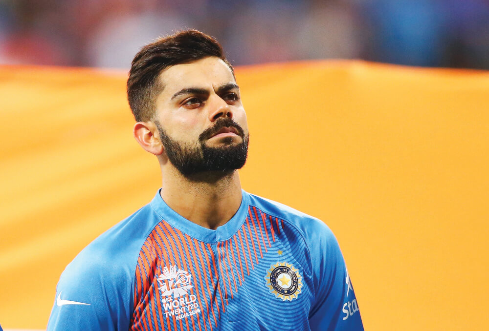 30+ Virat Kohli Beard Styles With Photos For Men - Live ...