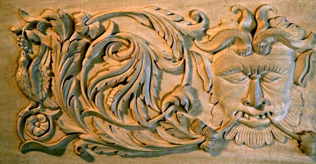 wood carving designs