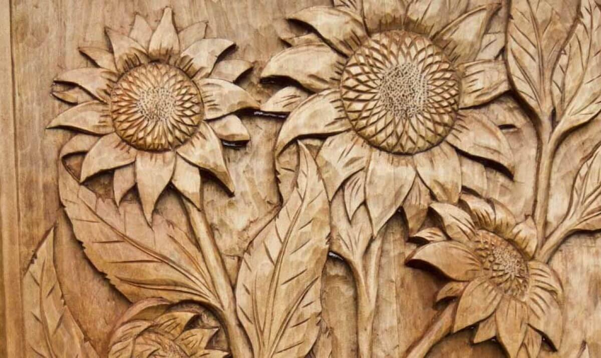 Wood Carving Designs 6 Live Enhanced