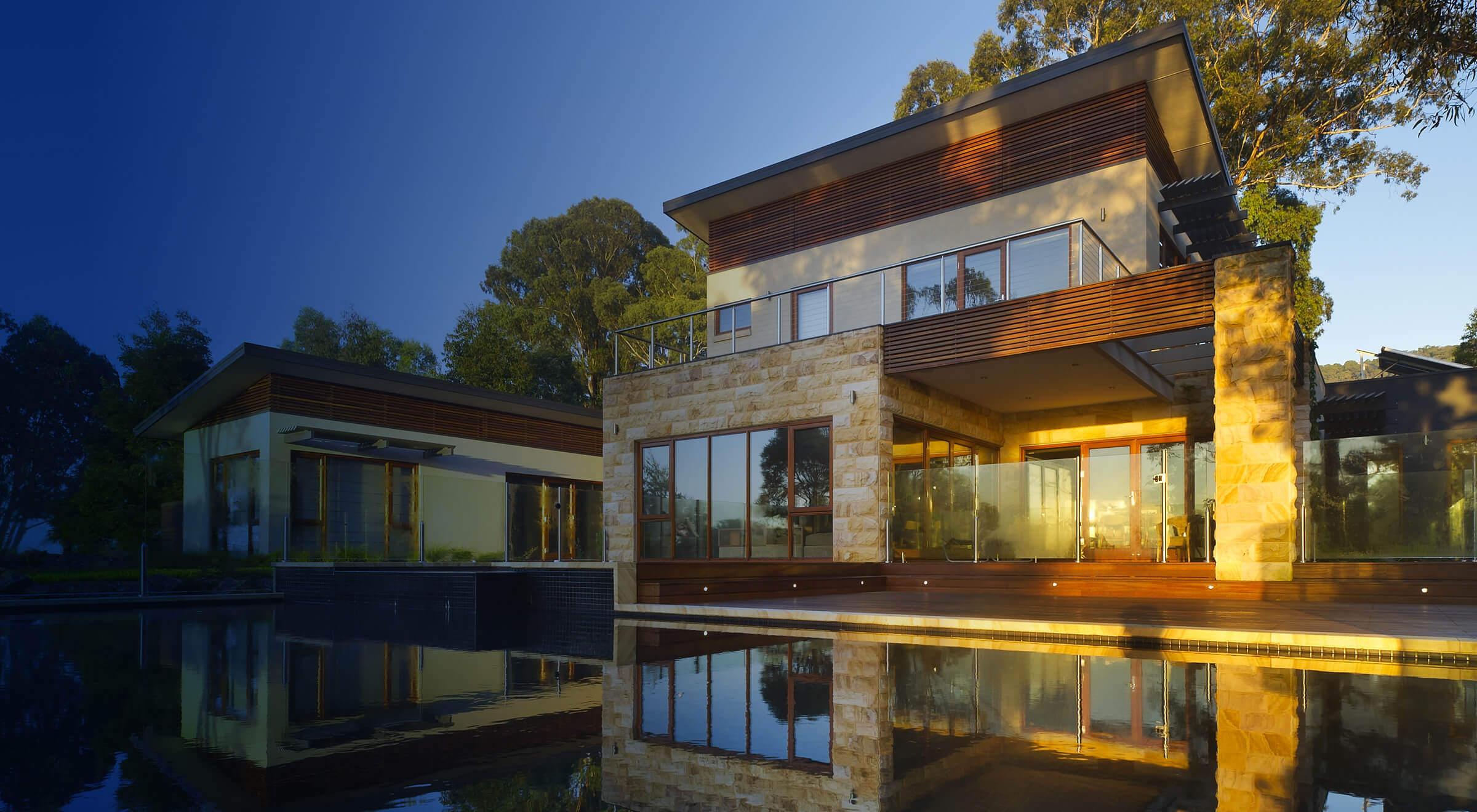 Home in a Bushfire Prone Area - Designing Home